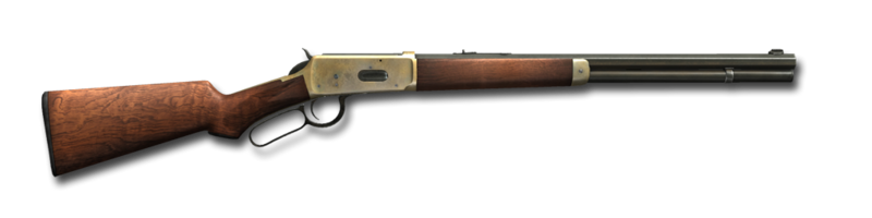 Lever action rifle 30-30 1024