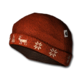 Hc beanie holiday red 256