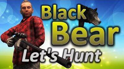 TheHunter Let's Hunt BLACK BEAR