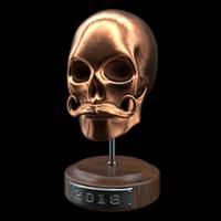 Halloween 2018 bronze