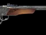 ".308 ""Highwayman"" Handgun"