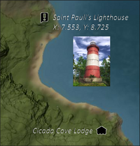 Pb lighthouse