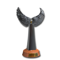 Quadrennial bird games 2014 trophy 04