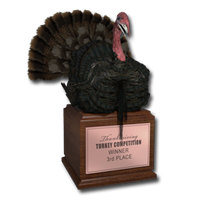 Thanksgiving bronze