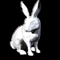 Easter 2016 Bunny Porcelain