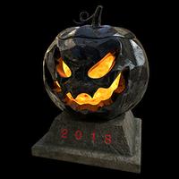 Halloween 2018 comp hematite