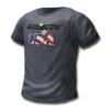 Basic tshirt usa 256