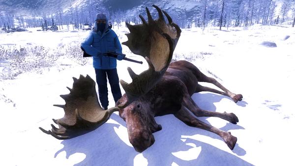 Meneltir piebald moose 211