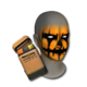 Equipment facepaint halloween 01
