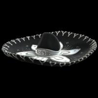 SummerFiesta Sombrero Silver