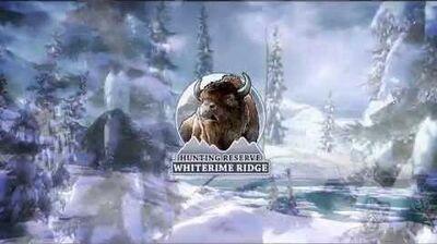 TheHunter - Whiterime Ridge reserve
