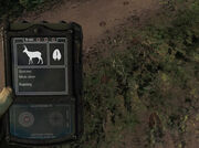Huntermate tracks muledeer