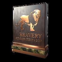 Summerfiesta bravery bronze