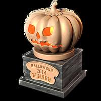 Halloween 2014 bronze