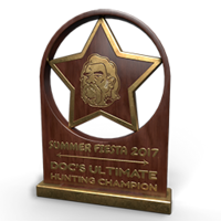 Summerfiesta 2017 doc trophy