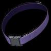 Dog collar purple