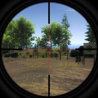 600px air rifle scope 1