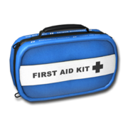 Equipment first aid kit 256