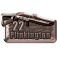 Rank badge plinkington