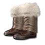 Arctic boots traditional