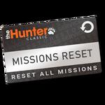 Mission reset