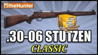 TheHunter - .30-06 Stutzen Bolt Action Rifle Classic