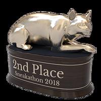Sneakathon 2018 silver