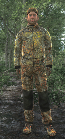 Hunting Outfit 03