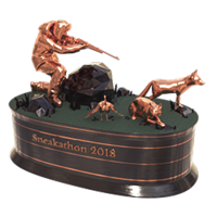 Grand sneakathon 2018 bronze