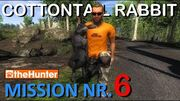 TheHunter Cottontail Rabbit Mission 6