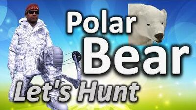 TheHunter Let's Hunt POLAR BEAR