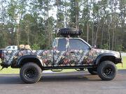 Hunting truck