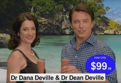 Dean and Dana Deville