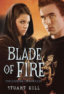 Blade Of Fire Book Cover 4
