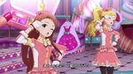 「アイドルマスター ミリオンライブ! シアターデイズ」ゲーム内楽曲『little trip around the world』MV【アイドルマスター】