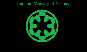 Empire Ministry of Industry Emblem