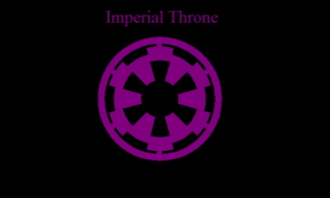 Imperial Throne Logo
