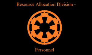 Resource Allocation Division - Personal