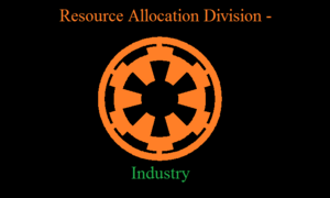 Resource Allocation Division - Industry Logo