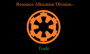 Resource Allocation Division - Trade Logo