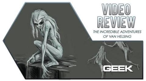 The Incredible Adventures of Van Helsing Video Review