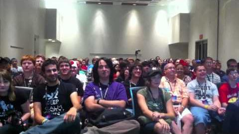 My Little Pony Panel RTX 2012