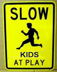 File:Slow children at play signs.jpg