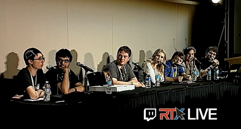 RTX 2014 Panel | The Internet Box Wiki | FANDOM powered by Wikia