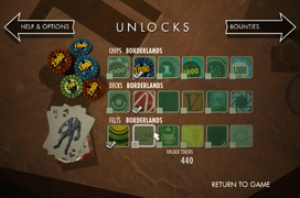 PN2 Ingame Unlockables