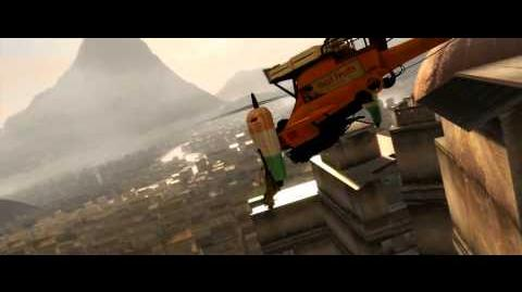 Beyond Good & Evil 2 Gameplay Trailer 2009 1080P