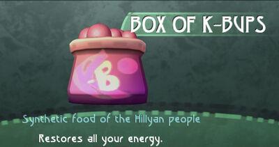 Box of K-Bups
