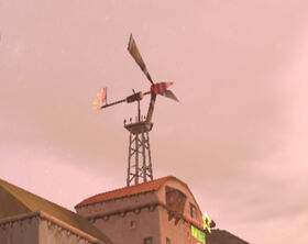 Windturbinesonhillys