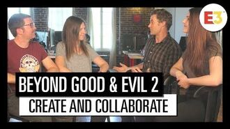 BEYOND GOOD & EVIL 2 CREATE AND COLLABORATE WITH HITRECORD & SPACE MONKEY PROGRAM