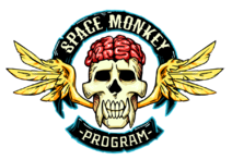 SPACE MONKEY PROGRAM logo 01 6536308b-a4ab-448b-92ab-a567b62d813f